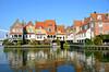Enkhuizen, de oude haven, Nederland 2017 (wally nelemans) Tags: enkhuizen deoudehaven nederland holland thenetherlands 2017