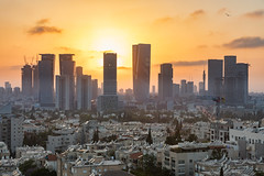Tel aviv sunset (gal_pro) Tags: independence day air show 2018 ef2470mmf28liiusm canon eos 5d mark iv sunset