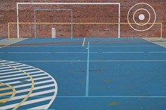 sports (jhnmccrmck) Tags: melbourne boxhill fujifilm xt1 classicchrome suburbia aspectstudios boxhillgardensmultipurposearea landscapedesign 3128