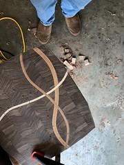 IMG_0260 (Dean Cruse) Tags: cruse woodworking woodworker walnut maple mahogany cuttingboard endgrain cheeseboard lamination