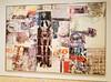 Robert Rauschenberg - Mirthday Man [Anagram (A Pun)] (battyward) Tags: artmodernsfmomamuseumrauschenberg collage mixedmedia xray sf sanfrancisco