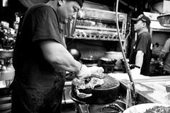 Chef ~ (eddiefan174) Tags: leicaq leica blackandwhite chef