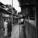 Kyoto Love Story Ishibei-koji Street