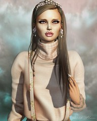 I can only imagine. (delilahhannu) Tags: thecliqueevent arte dahlia ultraevent stealthic {zenith} fashion slblogging secondlife jewelry imagine