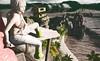 """SPLASH - 20k Entry # 2 – Lone Twist"" (A Lone) Tags: second life secondlife sl virtual dark light shadow art firestorm gimp photography windlight photo sim 3d female woman feminine girl human avatar people beauty model charm lovely attractive fashion lone blonde nature landscape scenery romance serene roof view vista beach water ocean sea weed joint high doobie splash contest challenge valleverde"