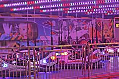 Bumper Cars, 2018 Plant City Strawberry Festival, Florida (3 of 6) (gg1electrice60) Tags: carnival carnivalrides bellecityamusements plantcity florida fl hillsboroughcounty 2202westreynoldsst 2202wreynoldsstreet 2202westreynoldsstreet 2202wreynoldsst nearinterstate4 neari4 nearusroute92 nearus92 nearbonevalley woodrowwilsonstreet woodrowwilsonst strawberries strawberryfarms strawberryfestival strawberrycapitalofworld welcometothestrawberryfestival welcometobellecityamusements southernflatwoodsarea fertilesoil bumping bumpercars autoskooter autoscooter ledlights leds lightemittingdiodes passengers riders drivers midway bumpercar unitedstates usa us america backgroundmural safetydummies