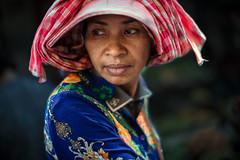 Khmer Woman (Roberto Farina Travel Photography) Tags: khmer portrait cambogia woman ethnic angkor