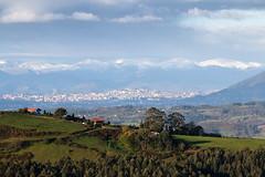 oviedo (minutuuno) Tags: oviedo asturias asturies uvieu nieve snow mountains montaña naturaleza paisaje landscape spain españa