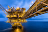 (espinozr) Tags: platform oilgas eg africa offshore sea 2018 equatorialguinea hdr bluehour manualblending