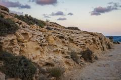 La roca que fue arena (SantiMB.Photos) Tags: 2blog 2tumblr 2ig cabodegata playazo duna dune fósil fossil rodalquilar playa beach andalucia españa esp