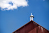 Top of Barn 3-0 F LR 4-8-18 J173 (sunspotimages) Tags: barn barns sky blue bluesky clouds farmer farmers