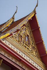 Detalles del Museo nacional de Bangkok, Tailandia. (www.rojoverdeyazul.es) Tags: national museum thailand museo nacional bangkok tailandia autor álvaro bueno arquitectura architecture arte art palace palacio templo temple