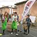 Première course de garçons de café du Printemps des Vins de Blaye