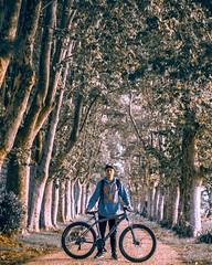 Bike relax 🙌🚴♂️ (Mauriip13) Tags: deportes instagram follow like cyclin otoño photography portrait ciclismo bici deporte sport canon7d 50mm mountainbike canon scott bike