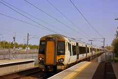 Electrostar at Cambridge North (Chris Baines) Tags: gn class 387 electrostar emu cambridge north kings lynn london cross service