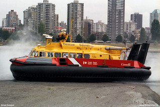 Canadian Coast Guard SRN-6 Hovercraft 039