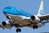 KLM Royal Dutch Airlines Boeing 737-7K2(WL) cn 30367 / 2835 PH-BGG (Clément Alloing - CAphotography) Tags: klm royal dutch airlines boeing 7377k2wl cn 30367 2835 phbgg barcelona airport barcelone lebl bcn canon 100400 spotting aeropuerto airplane aircraft 25r 07l balcon t1 flight airways aeroplane engine sky ground take off landing 1d mark iv mwc18 mwc2018