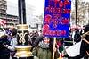 Stand Up to Racism 2018 - 07 (garryknight) Tags: nikon d5100 on1photoraw2018 london creativecommons cc0 racism antiracism march rally protest politics political