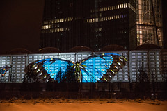 2018-03_18-552--1 (mercatormovens) Tags: luminale luminale2018 frankfurt frankfurtammain ezb grosmarkthalle ostend nachtfotografie performance licht fassade
