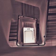 The Stairwell (Deydodoe) Tags: iphone 2018 westminster england uk unitedkingdom greatbritain london building architecture loop steps stairway staircase stairwell stairs abstract