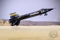 X-15 Rocket Plane in LEGO (Yitzy Kasowitz) Tags: x15 rocketplane brickmania brickarms lego spacerace