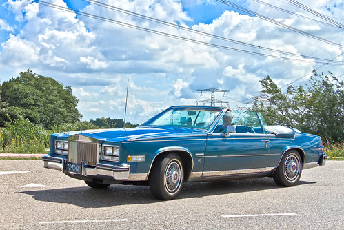 Cadillac Eldorado Biarritz Convertible 1985 (2585)