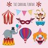 free vector Brazil Carnival 2017 Fun Fair Collection Circus background (cgvector) Tags: 2017 adventure advertising amusement attraction banner bookmark brazilcarnival2017funfaircollectioncircusbackground brochure bumping business carnaval carnival cars coaster collection cream decorative design element entertainment fair ferris festival fun funfair helter ice illustration isolated kids label layout leaflet leisure merrygoround park popcorn quality ride rides roller rollercoaster sale set template tent theme ticket train vacation vector vetor wheelbrazildesignriovectorsymbolcarnavalcelebrationtraditionalillustrationdecorativecolorcolorfulmaskbannercarnivalbackgroundholidayfestivejaneirodefashioncircusbackdropfestival