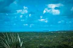 We went for a hike near Musha Cay and enjoyed some great views