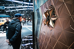 CUPRA Kinetic Wall (TODO.TO.IT) Tags: kinetic installation kineticinstallation mechatronics interactive interactiondesign kinect facedetection