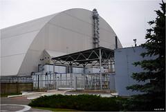 The Nuclear Power Plant of Chernobyl (Aad P.) Tags: chernobyl чорнобиль pripyat припять ukraine україна sovietunion cccp radioactivity radiation urbex urbexphotography exclusionzone geigercounter sarcophagus humanfailure collapsed reactornr4