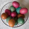 Happy Easter! 2018 (marylea) Tags: easter colors eggs coloredeggs dyedeggs bowl celebration christian dye coloring eastereggs square apr1 2018 hardboiledeggs colored color symbol symbols traditions tradition