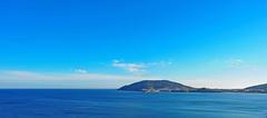 Fisterra in blue (A Coruña) (Miguelanxo57) Tags: mar cielo cabofisterra costadamorte costadelamuerte fisterra acoruña galicia finisterre nwn