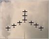 CAF Snowbirds (2.6 Million + views!!! Thank you!!!) Tags: canon eos 70d 55250mmstm efs55250mmstm psp2018 paintshoppro2018 brantford ontario canada aircraft airshow tutor jet snowbirds efex topaz
