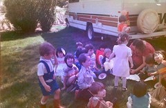 Birthday (moacirdsp) Tags: birthday sugar loaf lane skokie cook county illinois usa 1981