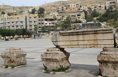 Amman (Wild Chroma) Tags: amman jordan ancient ruins roman archeological
