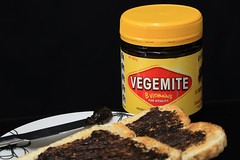 Puts A Rose In Every Cheek (Flair Photography Brisbane) Tags: vegemite australian icon toast stilllife breakfast