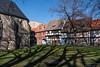 Quedlinburg (Explored 2018/04/13) (Frank Guschmann) Tags: quedlinburg sachsenanhalt deutschland schatten shadow frankguschmann nikond500 d500 nikon de