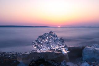 Last iceberg