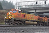 BNSF 4852 (DASH 9-44CW) (youngwarrior) Tags: kalama washington locomotive dash944cw bnsf ge generalelectric