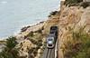 Vías junto al mar (lagunadani) Tags: mar alicante ferrocarril fgv vossloh tram tren trentram tranvia serragrossa mediterraneo spain railway