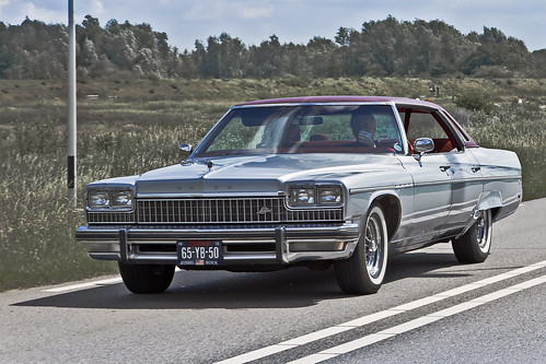 Buick Electra Limited Hardtop Sedan 1975 (2249)