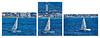 Voilier virant bâbord en rade de Marseille (thierrybalint) Tags: voilier rade marseille mer see littoral nikoniste sport nautique nautical sailingship voile sail méditerranée évasion capitaine barre gouvernail rudder port triptyque viragebabord babord