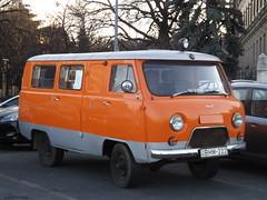 UAZ 452 (Norbert Bánhidi) Tags: hungary budapest car vehicle uaz уаз uas ungarn hungría hongrie ungheria hungria hongarije венгрия magyarország budapeste boedapest будапешт