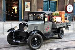 Chevrolet (just.Luc) Tags: oldtimer car auto wagen voiture chevrolet museum museo musée railwaymuseum spoorwegmuseum utrecht holland nederland paysbas niederlande netherlands europa europe metal metaal