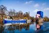 Berlin März 2018 (noa1146) Tags: berlin tiergarten spree landwehrkanal siegessäule schleuseninsel wasserwirtschaftsamt