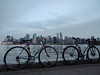 Stanley Park dusk ride (pnwrovr) Tags: vancouver bc stanleypark seawall cycling biking bikes khs retrobike fixie freespirit overcast 9oclockgun