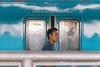 2018_03_29 Metro Chilango Entre Líneas_00037 (Omar Reina) Tags: subway metro mexico personas gente people bubte subte streetphoto calle subterraneo retrato portrait vias meet instagram flickr