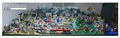 Bricksburg 2018 (EVWEB) Tags: ardutrain arduino diorama city town lego bricksburg bricks downtown diner