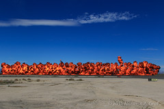 The Wall of Fire (Norman Graf) Tags: airshow walloffire 2017losangelescountyairshow pyrotechnics explosion fire flame