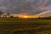 Sunset in Enfield (PhredKH) Tags: 1635mm canonphotography cloudy ef1635mmf4isusm enfield fredkh goldenhour grass london northlondon photosbyphredkh phredkh splendid sunsets trees clouds cloudysky garss grassland sun twighlight sunset tree sky field canoneos5dmkiii